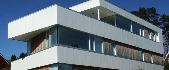 Enebolig Hundvåg. Arkitekt Ramp.