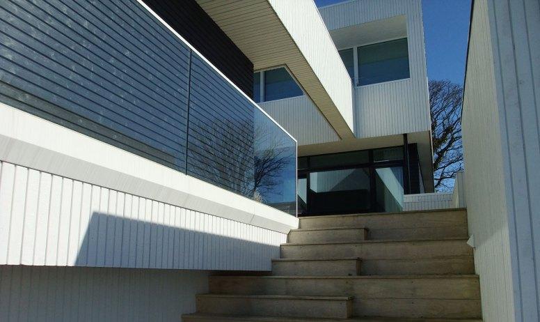 Enebolig på Sokn. Arkitekt Tommie Wilhelmsen.