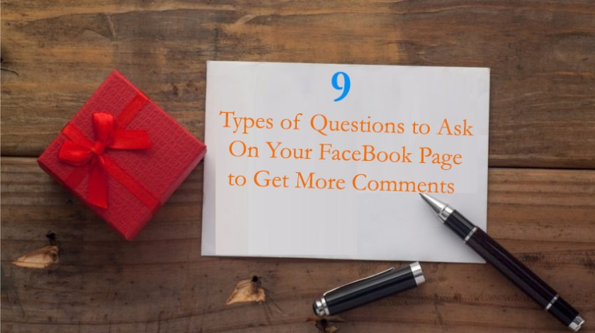 FaceBook Page to Get More Comments