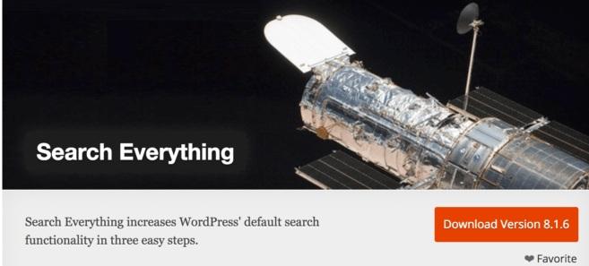 search everything plugin
