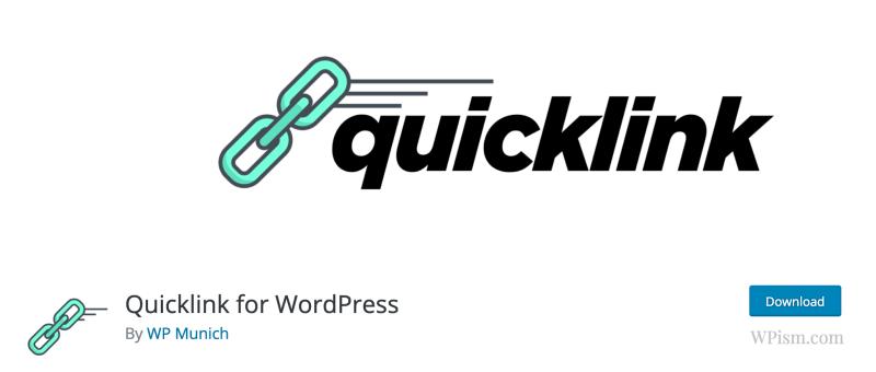Quicklink Plugin
