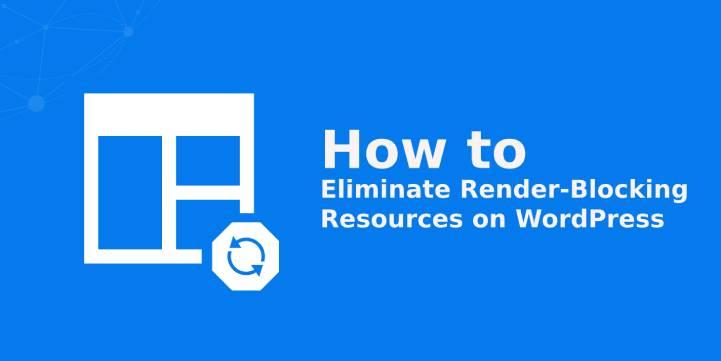 Eliminate Render-Blocking Resources