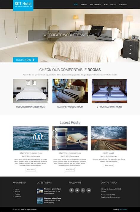 Archi Interior Design Wordpress Theme By Oceanthemes Autos Post