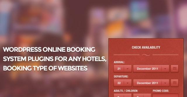 booking plugins
