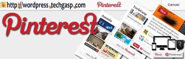 Pinterest Master WordPress plugin
