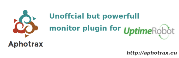 Uptime Robot Monitor plugin
