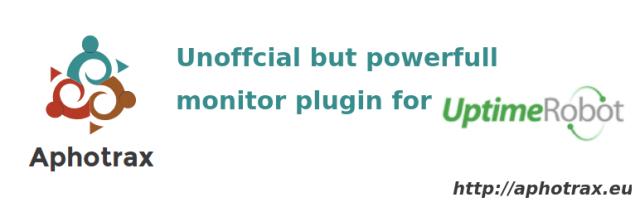 Uptime Robot Monitor plugin