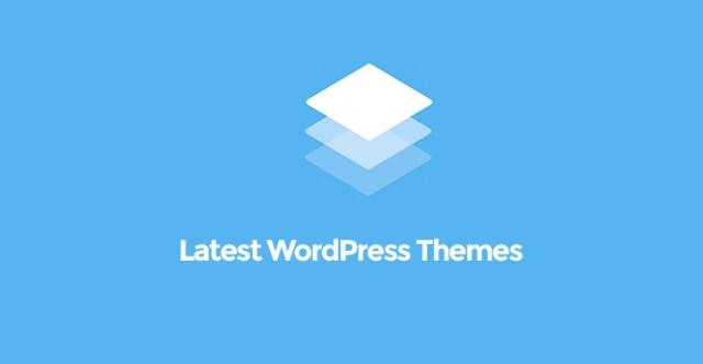 latest-wordpress-themes