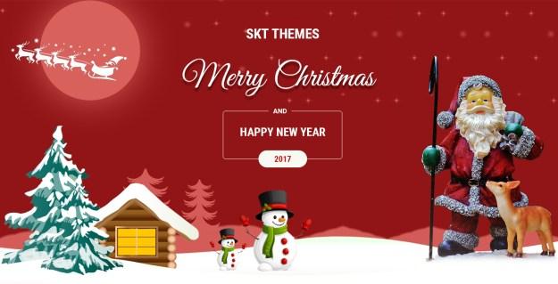 christmas greetings SKT Themes