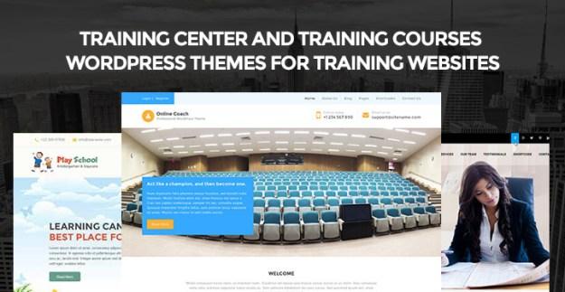 training-wordpress-themes