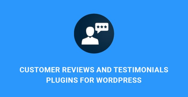Customer reviews testimonials plugins WordPress