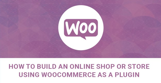 online shop store WooCommerce