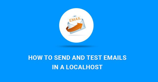 Test and send email WordPress localhost