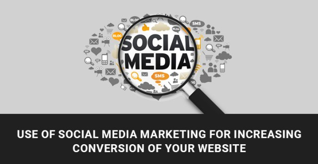 social media marketing for increasing conversion