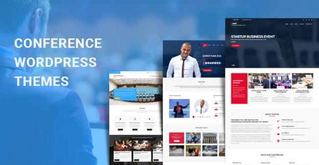 conference WordPress themes