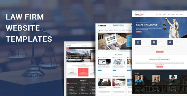 law firm WordPress themes