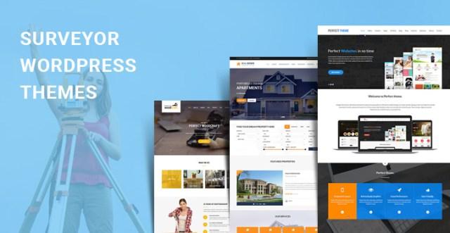 Surveyor WordPress Themes