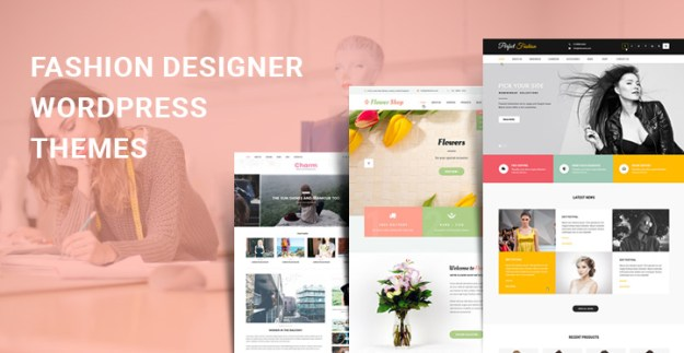 Fashion Designer Wordpress Themes For Boutiques Shops And Blogs