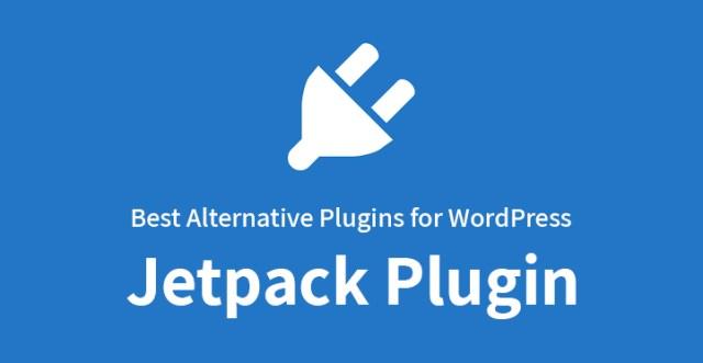 best alternative plugins for WordPress Jetpack