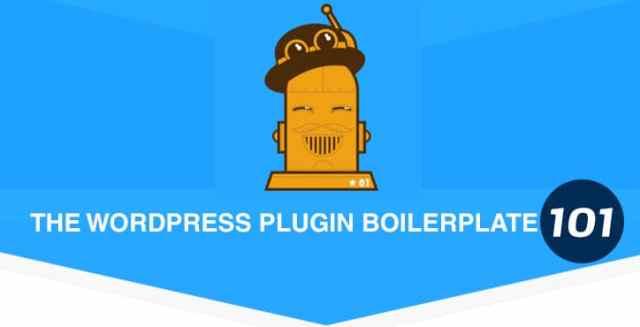 Boilerplate WordPress Plugin