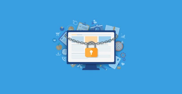 protect WordPress admin area