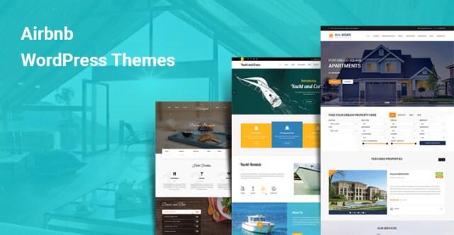 airbnb wordpress themes