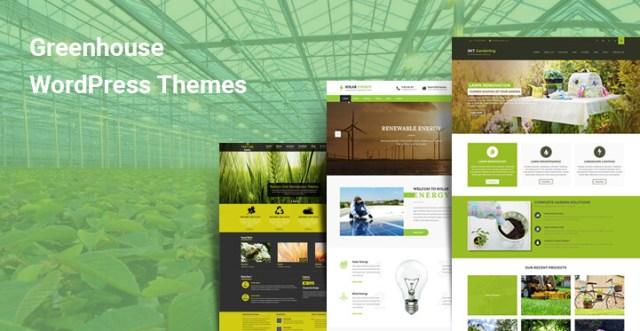 Eco Nature WordPress themes