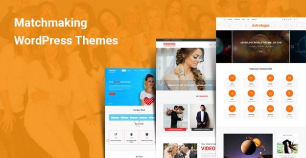matchmaking wordpress themes