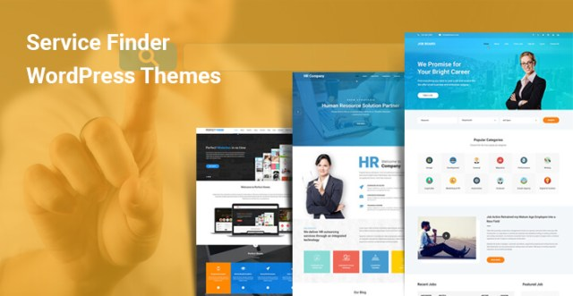 Service Finder WordPress Themes