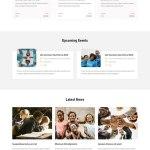 fundraising WordPress theme