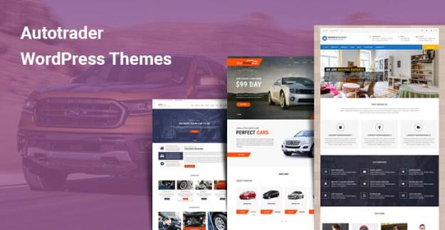 Autotrader WordPress Themes