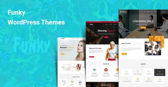 Funky WordPress Themes