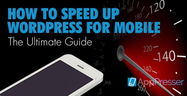 WordPress Site Is Optimized For Mobile Speed