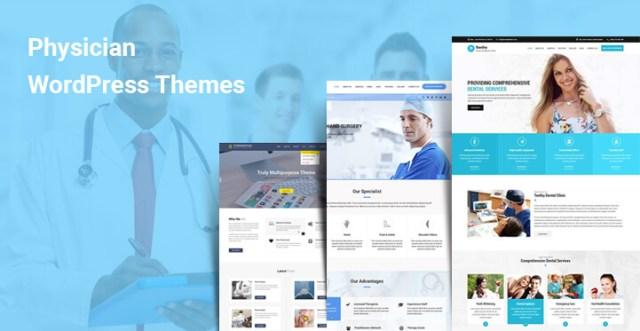 Physician WordPress themes