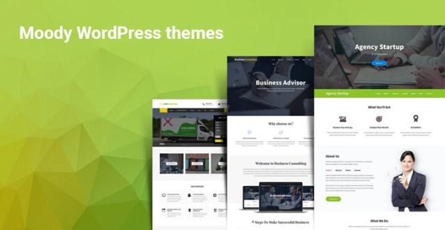 Moody WordPress themes