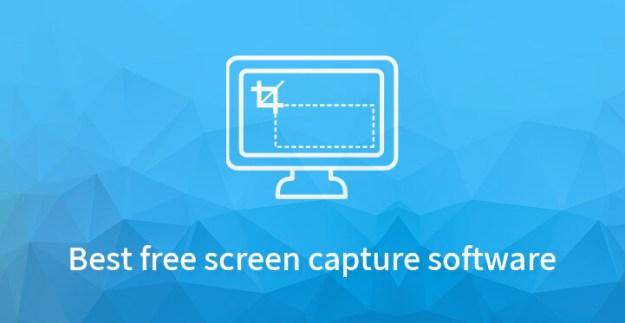 Best free screen capture software