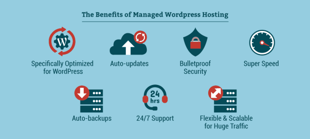 Who would benefit from using WordPress hosting
