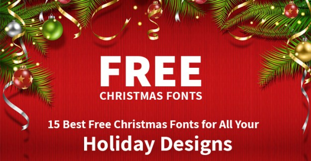 Best Free Christmas Fonts for All Your Holiday Designs
