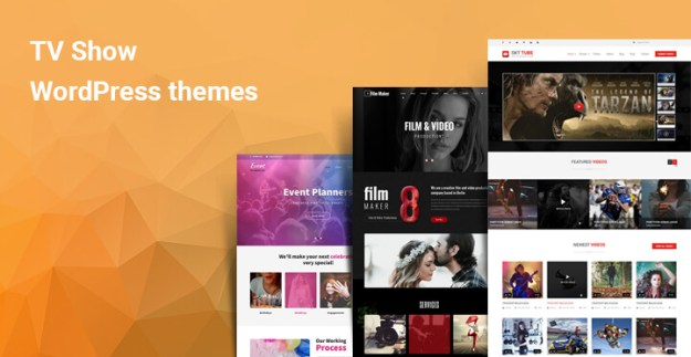 The Best WordPress Themes For A Movies And TV Shows Database