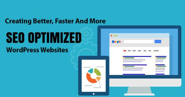 optimized wordPress websites