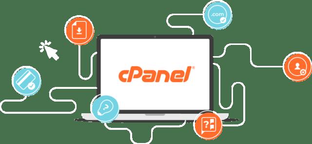 cPanel control