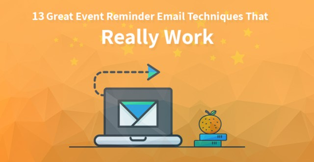 Reminder Email techniques