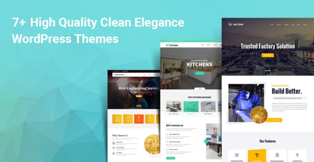Elegance WordPress themes