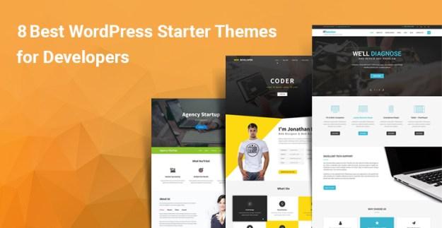 Starter WordPress themes