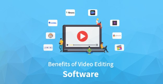 The Benefits of Video Editing Software