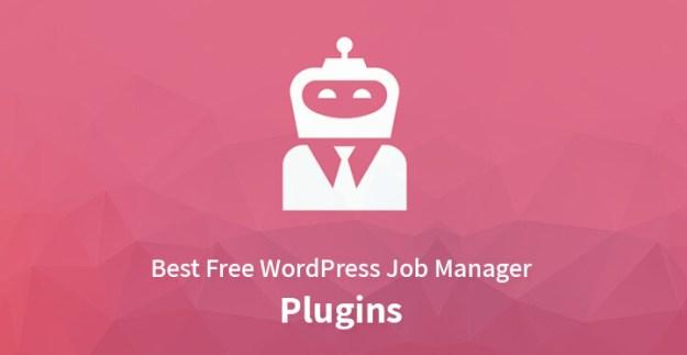 Best Free WordPress Job Manager Plugins