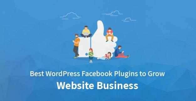 Best WordPress Facebook Plugins to Grow Website Business