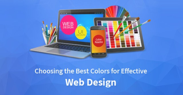 Choosing the Best Colors for Effective Web Design