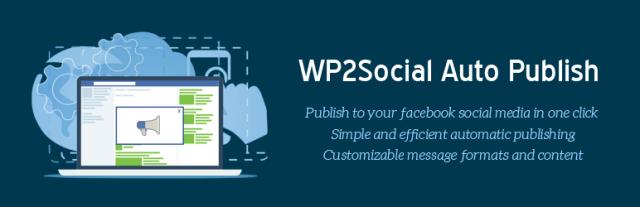 facebook auto publish