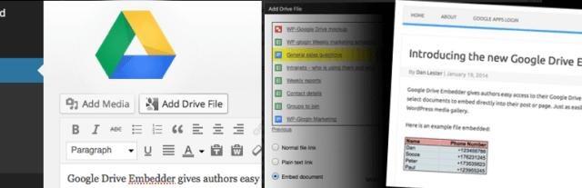 Google Doc Embedder